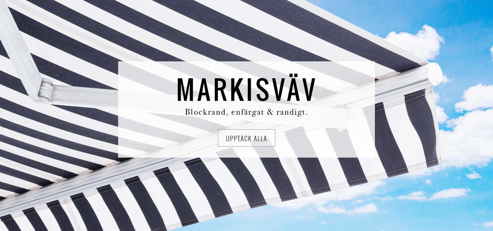 Markisväv